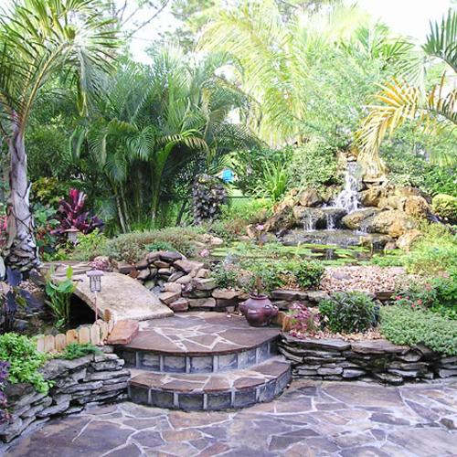 Garden Rock