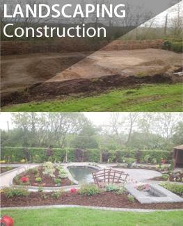 landscape construction & garden design